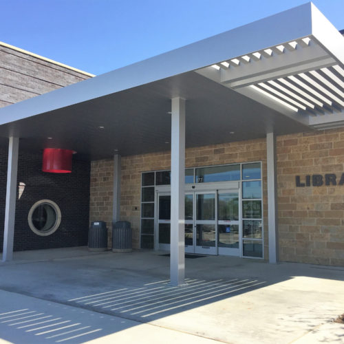 Cozby Library & Community Commons