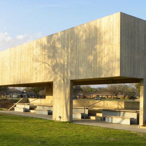 Webb Chapel Park Pavillion