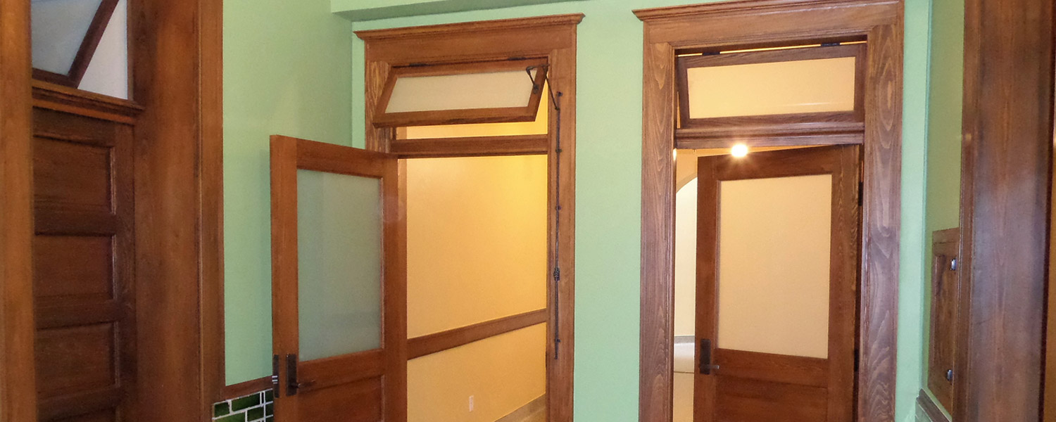 Historic wood door restoration returns the door to it\u0027s original appearance while also improving the doors efficiency. The restoration process usually ... & Wood Door Construction \u0026 Restoration : Phoenix 1 Restoration and ...