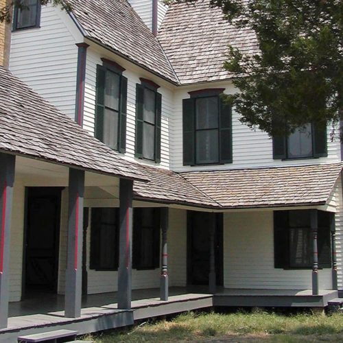Opal Lawrence Homestead